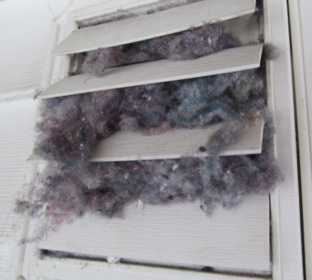 Clogged Outside Vent Cropped Illinois Valley House Cleaning Services IV C