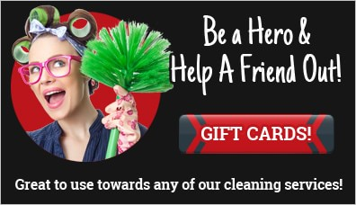 IV Clean Team Gift Cards
