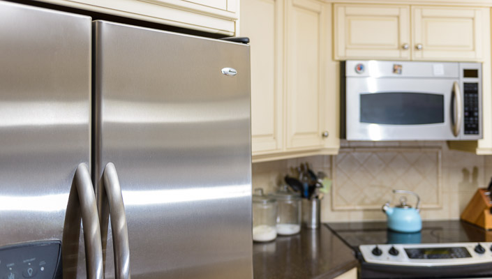 How To Clean Stainless Steel Appliances Iv Clean Team Inc