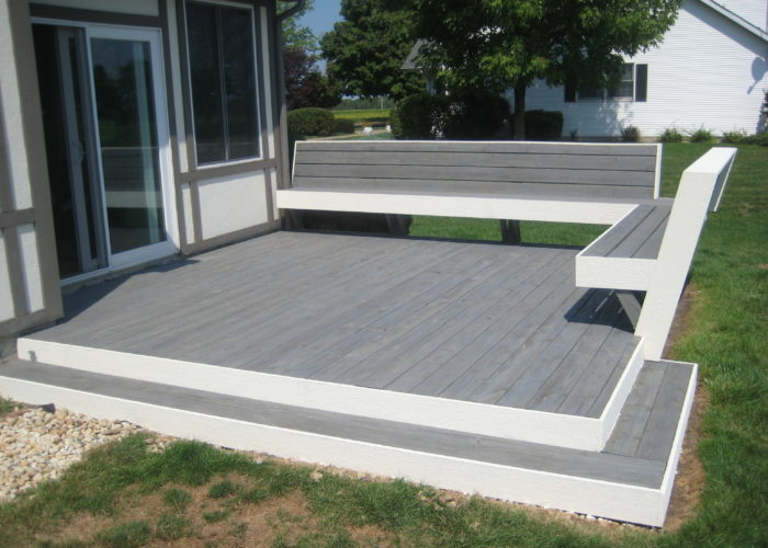 Deck And Fence Refinishing La Salle County S 1 Choice