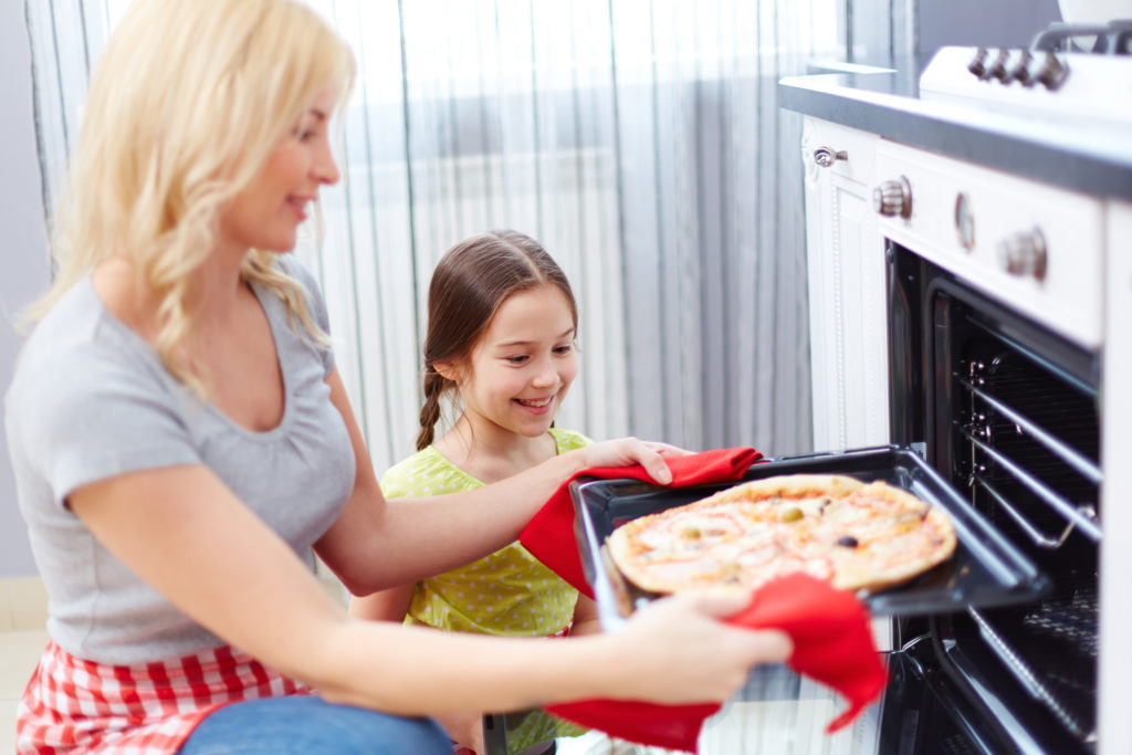importance of oven cleaning